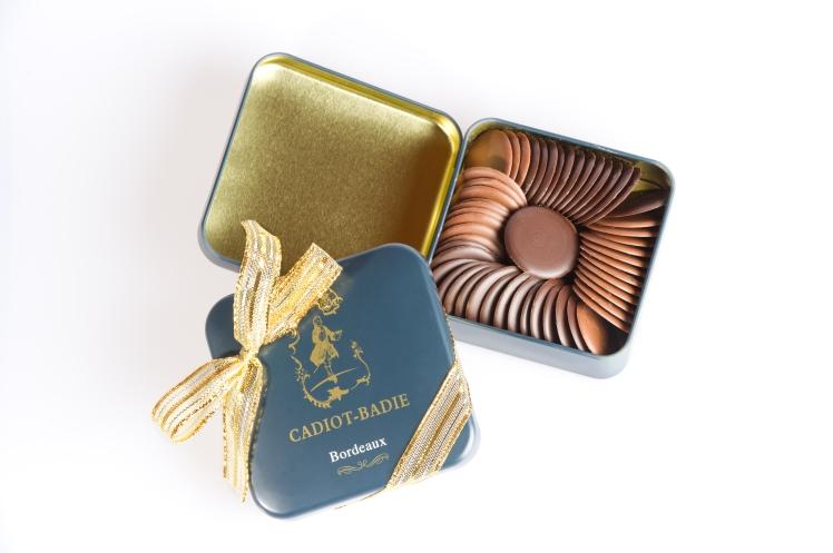 mini boite Prestige Pastilles Epices N et L